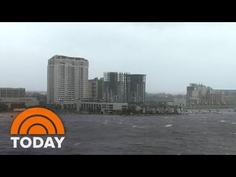 Jacksonville Beach Mayor Charlie Latham: We Got 25 Inches Of Rain In 24 Hours | TODAY