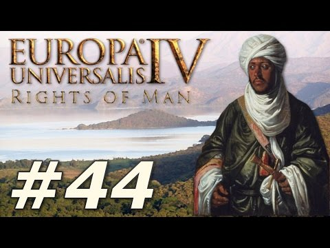 Europa Universalis IV: The Rights of Man | Ethiopia - Part 44