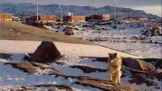 John & Celine Ningark singing ajautilluju. Kugaaruk Nunavut