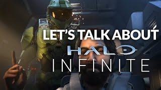 Let's Talk About Halo Infinite