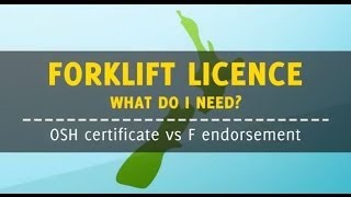 Forklift Training - What do I need to drive a forklift in New Zealand?