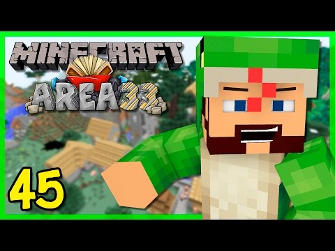 Minecraft AREA 33 - RESTRICTED AREA! (Minecraft Adventure Roleplay) #45