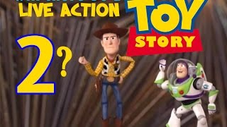 Буде живого дії, Історія Іграшок 2?