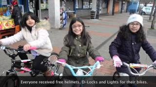 St Matthew's Safe and Secure Cycle Event. February 2016.