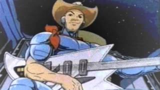 Silverhawks Guitar Solo Cover (a tribute to Col.Bluegrass)
