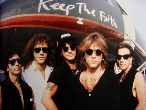 Traduzione Keep the faith Bon Jovi