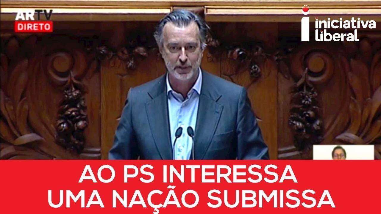 👇🤫 O PS quer uma Nação submissa