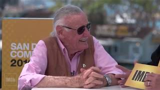 imdb exclusive kevin smith talks to legend stan lee about cosmic crusaders