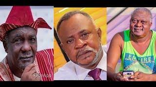 Shocking See How Odunlade Adekola Femi Adebayo Yomi Fabiyi Will Look Like in Their Old Age