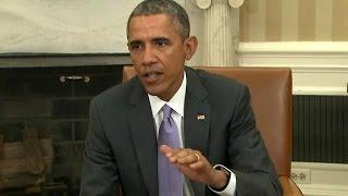 The Beast : Obama responds to PM Benjamin Netanyahu's speech before Congress (Mar 03, 2015)