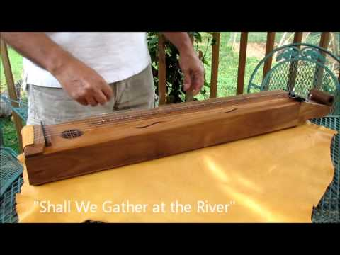 Shall We Gather at the River - Scheitholt