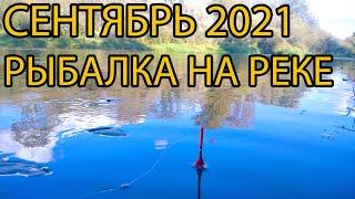 Хорошая рыбалка на поплавок 9 сентября 2021
