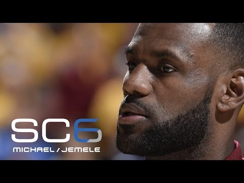 LeBron And Jordan: It's OK To Not Compare The Two   SC6   May 4, 2017
