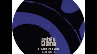 Smith & Mighty feat. Niji 40 'B Line Fi Blow' Punch Drunk presents Unearthed