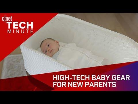 High-tech baby gear for new parents (Tech Minute)