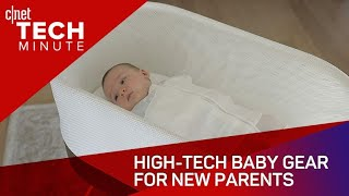 High-tech baby gear for new parents (Tech Minute)