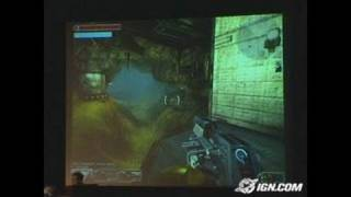 Tribes: Vengeance PC Games Gameplay - Level in a giant cave