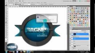 Урок 1. Создание космо-логотипа в Photoshop