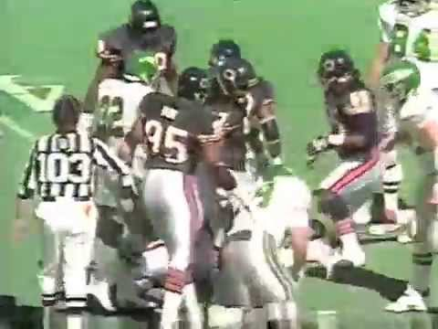 Career Ender on Astroturf-1993