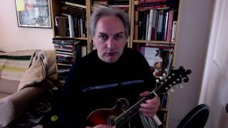 Dunford's Fancy (jig) on mandolin
