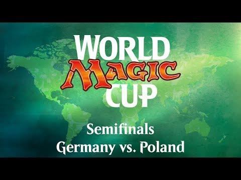 2017 World Magic Cup Semifinals: Germany vs. Poland