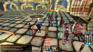 Vanguard Saga of Heroes Ancient Port Warehouse Entrance Wing raid Part 1