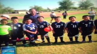 Copa Arizona 2013 Latinos United Soccer league Univision gocampeones com