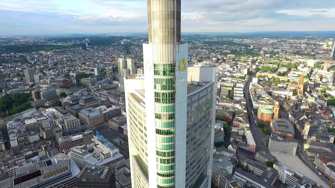 Commerzbank tower in frankfurt am main youtube for Innenarchitekt frankfurt am main