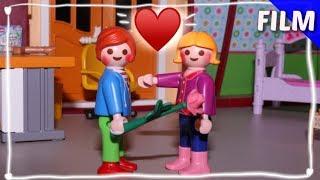 Playmobil Film deutsch Voll Verliebt 💑Neles Urlaubsliebe macht Überraschungsbesuch  💑 Spielzeug