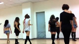 "Sexy Jazz Dance ""Just give me a reason"" by FOX Kieu Ngoc (VDANCE Studio)"
