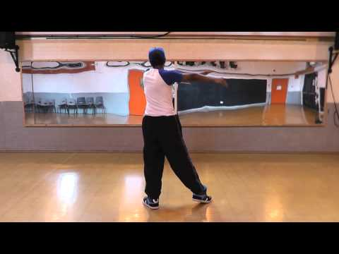 Dance Your Dance:Jarved Thomas- Freestyle/Routine 300 Violin Orchestra