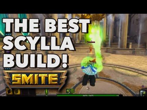 Season  Scylla Build