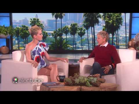 KATY PERRY On ELLEN SHOW FULL INTERVIEW Talking HER NEW ALBULM & UPCOMING TOUR! 16 MAY {VIDEO}||