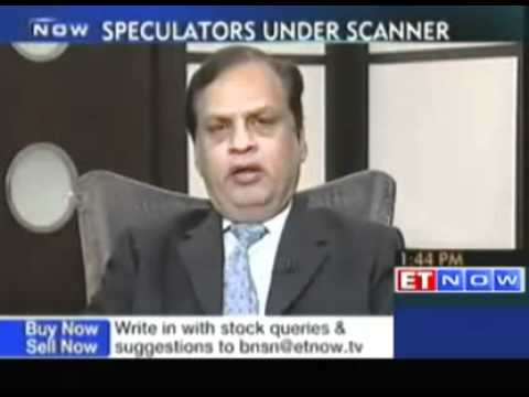 Experts : Market speculators under scanner
