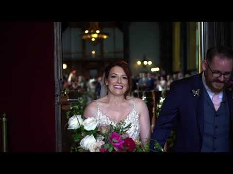 New Craven Hall Wedding // Urban Wedding Film