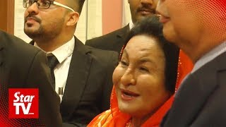 Rosmah to apply for stay of decision transferring solar project case to High Court thumbnail