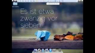 Mac OS X Maverics/Sierra  auf Windows 7|8|8.1 Installieren [German][HD]