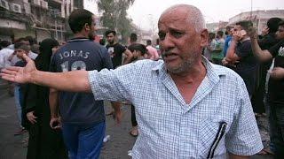 بغداد : ارتفاع حصيلة ضحايا تفجير حي الكرادة      4-7-2016