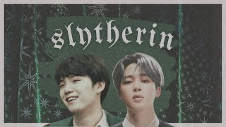 a classical bts slytherin mix ( + common room ambience)