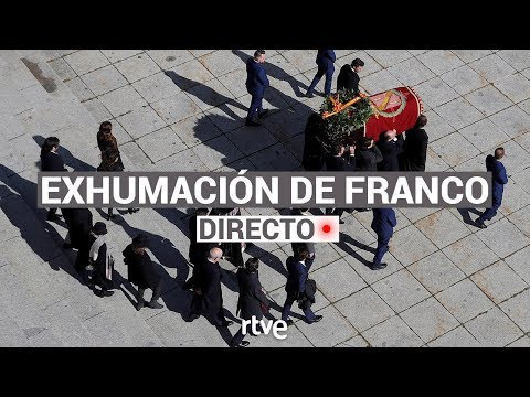 DIRECTO: EXHUMACIÓN DE FRANCO | MULTICÁMARA