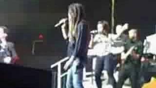 American Idol tour Fresno, Ca Finale PDSTM Jason Dancing :)