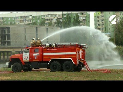 Пожарная техника будущего