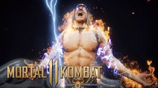FAKE A$$ GOGETA for the FINALE?!   MORTAL KOMBAT 11 [STORY FINALE]