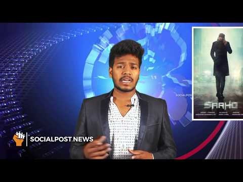 Prabhas Dangerous Stunts Leaked | Sahoo | Shraddha Kapoor | Socialpost