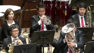 Pomp and Circumstance March No.1 / Korea Wind Philharmony