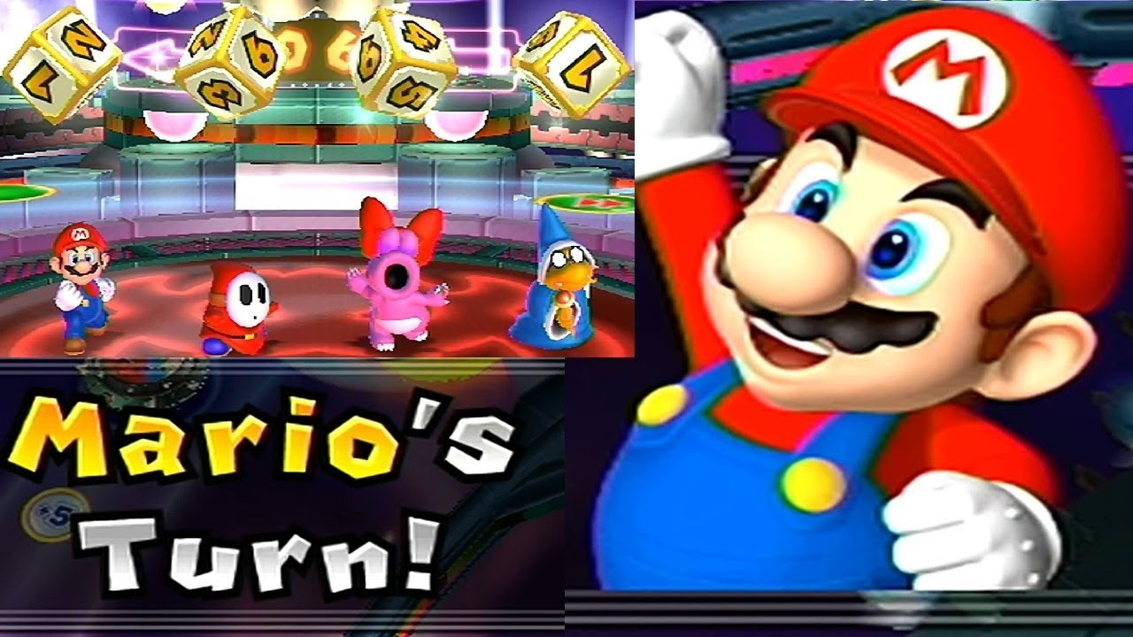 Mario Party 9 Solo Mode 148 Mario Bowser Station Youtube