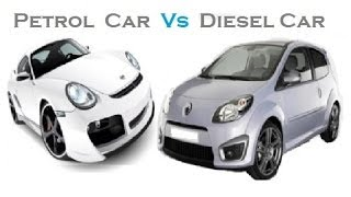 Petrol Vs Diesel car - Which one is profitable compare cars