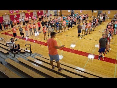 Massena High School Orientation 2017