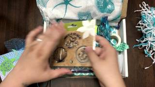 July Mermaid Soul Subscription Box Unboxing