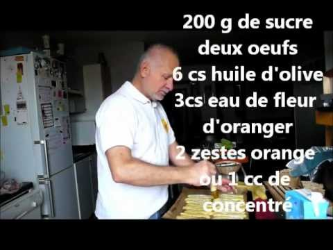 Recette Navette Semeria Le Secret Du Gout Youtube